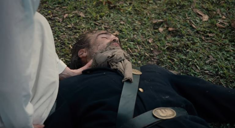 The beguiled 2 trailer things gone wrong for the soldier for A painted devil thomas cullinan book