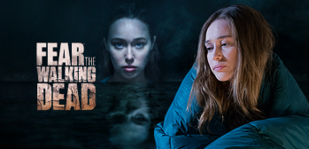 Risultati immagini per fear the walking dead  4 poster