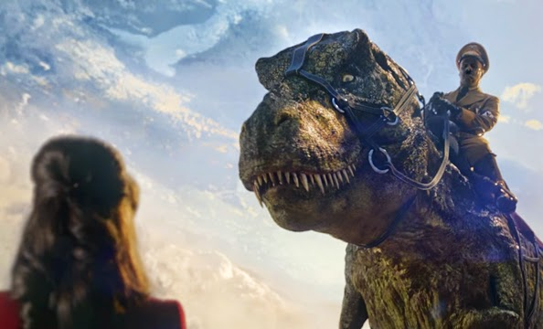 Image result for Iron Sky: The Coming Race