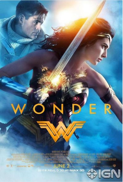 new wonder woman poster.JPG