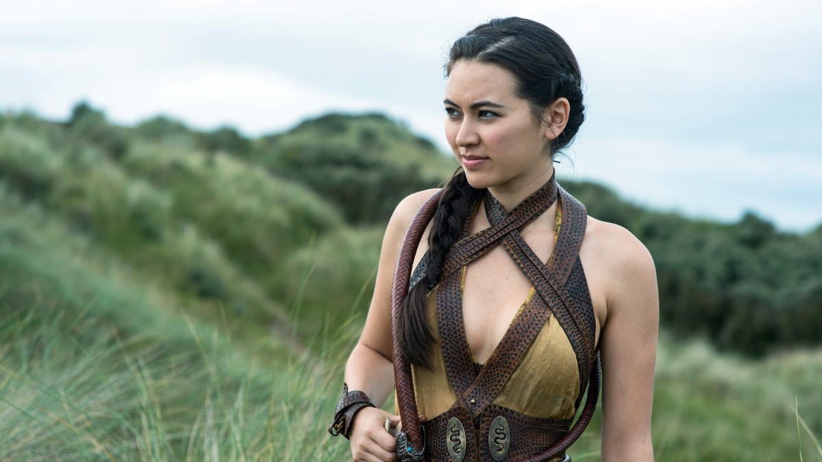 Game of Thrones Season 7: Jessica Henwick (Nymeria Sand) Returns