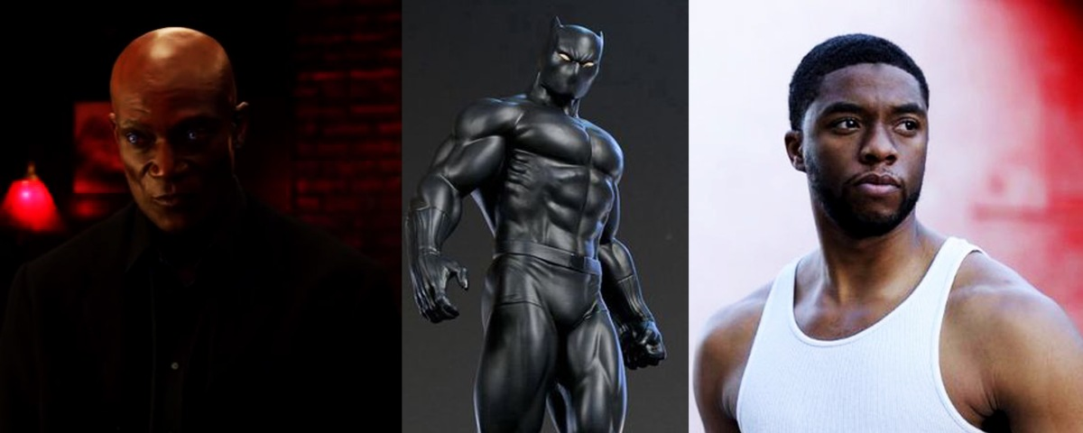 Black Pather: Will Peter Mensah Play the Character Better than  Boseman?