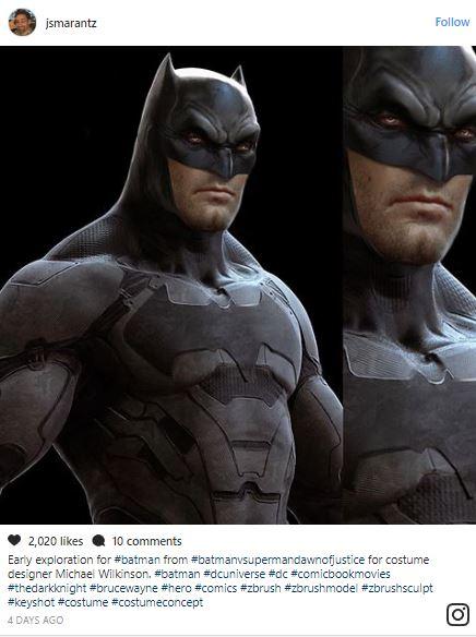 Batman Vs Superman Bat Suit Designs Revealed Matiuadex Feed