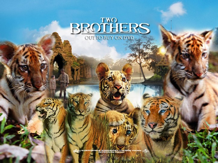 Image result for the two brothers movie