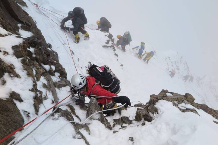 Image result for k2 summit