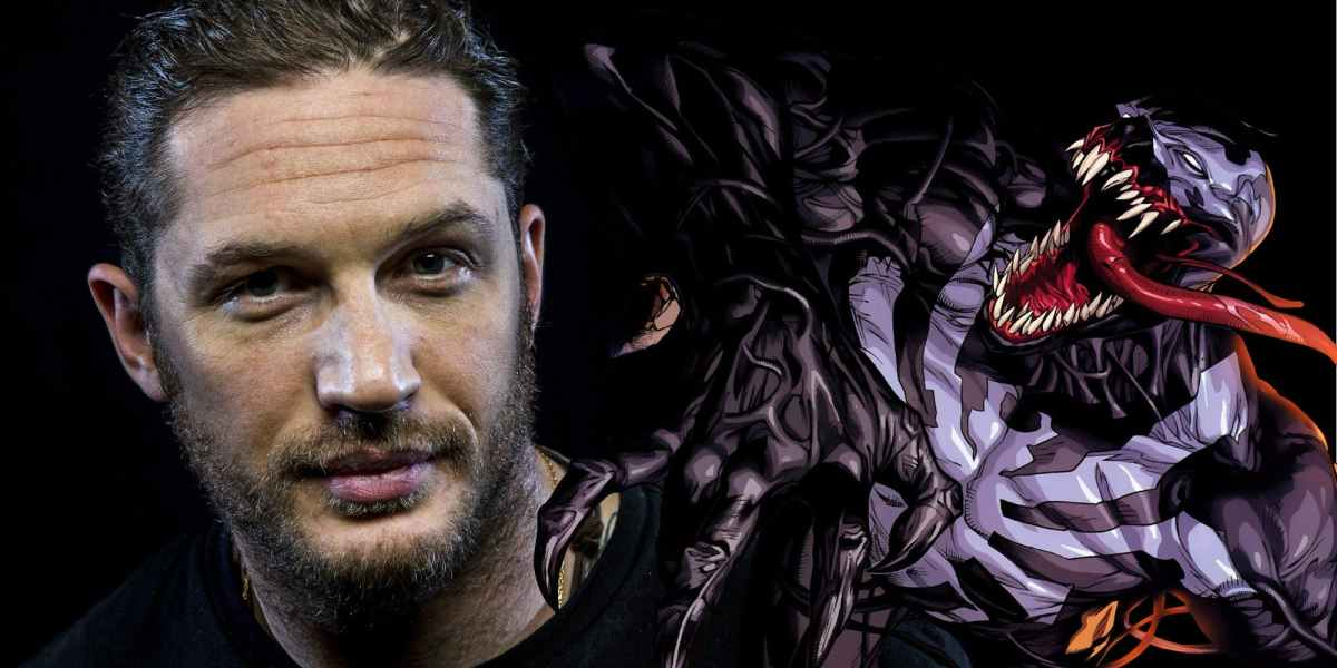 Venom: Sony Picture Has Released The Official Look of Tom Hardy as Eddie Brock, & a Live on Set Clip To Watch