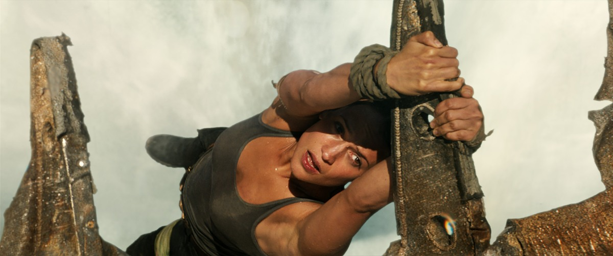 Alicia Vikander's Tomb Raider Gets 50 New Hi-Res Images From The Upcoming Movie, Check it out now!